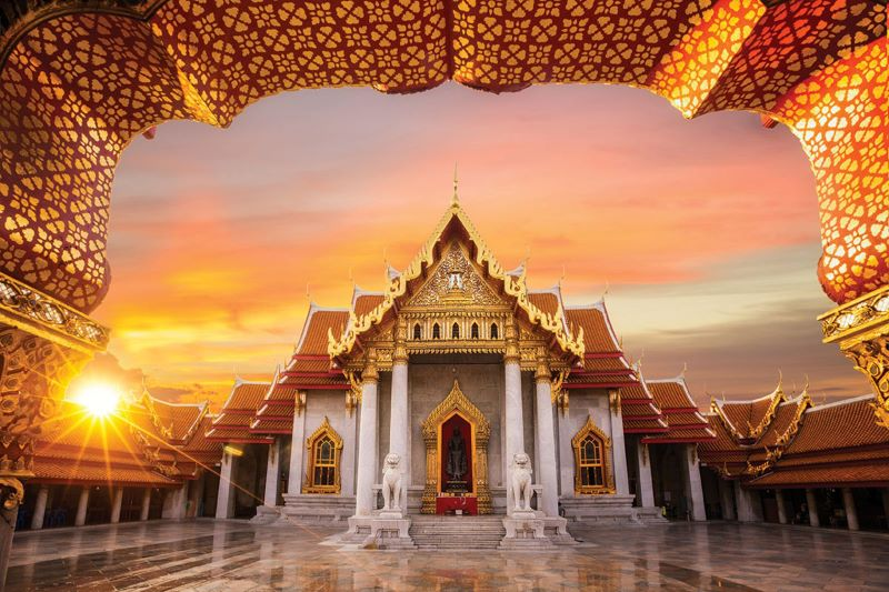 temple in thailand asia tour vacation package