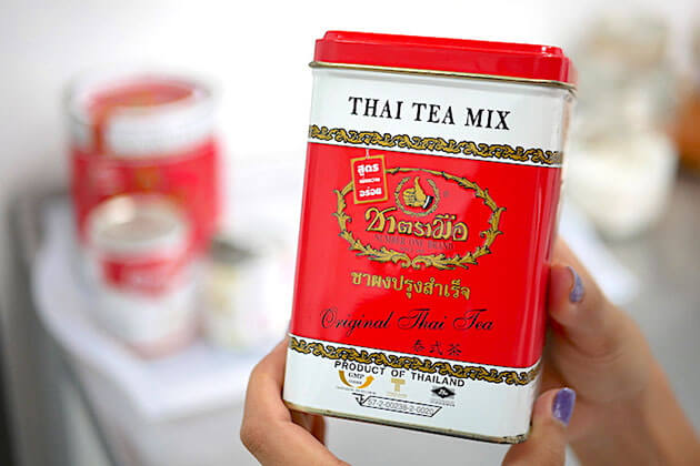 thai tea - best things to buy in thailand