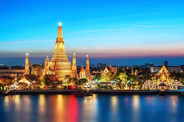 Thailand tours in Travel Destination Asia