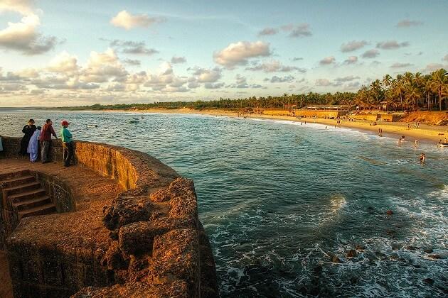 the Beaches in Goa - india tours