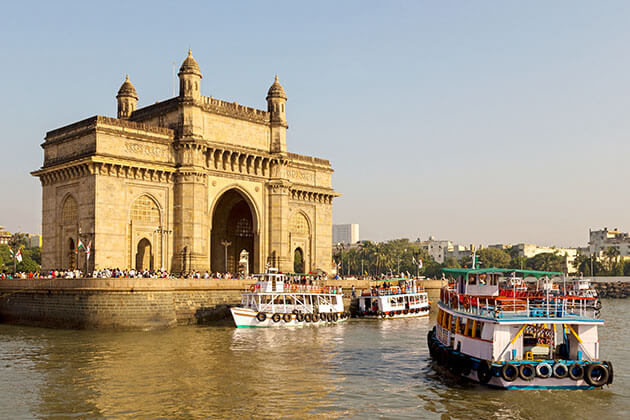 the Gate Way of India - best india tours