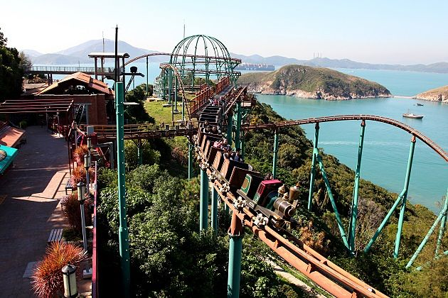 the Ocean Park - hong kong vacation packages
