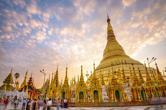 the best places to see in myanmar