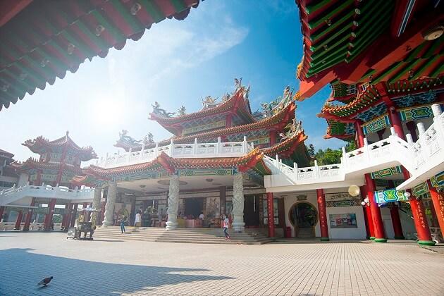 thean hou temple - Malaysia classic tour