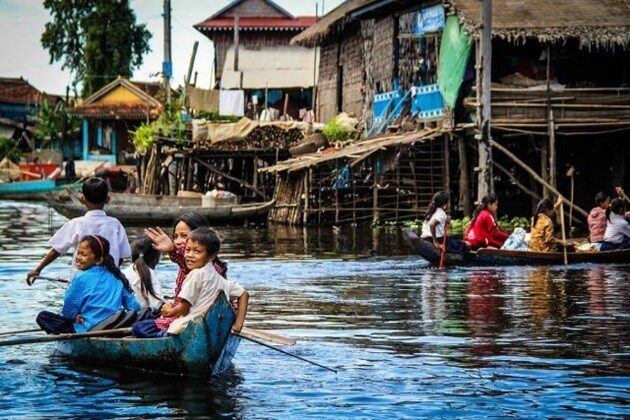 tonle sap lake - classic tour to indochina
