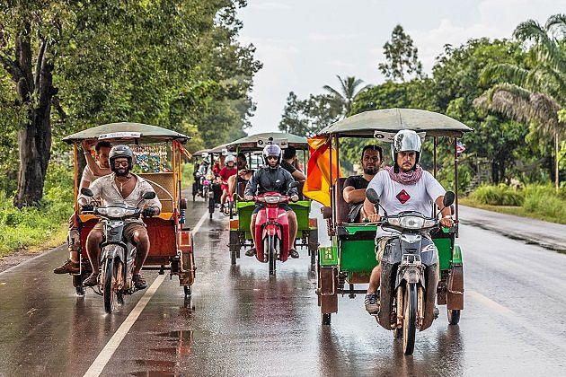 tuk tuk - best cambodia tours