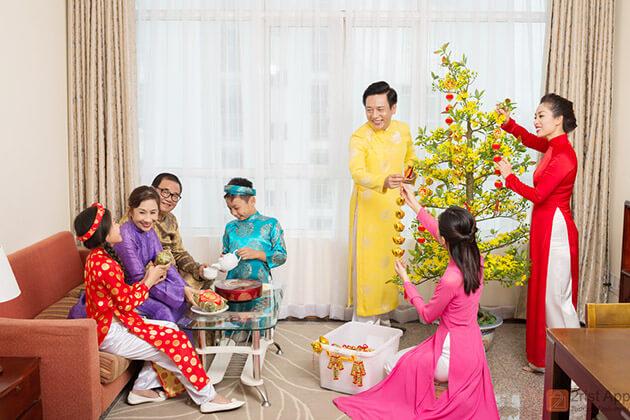 vietnam new year