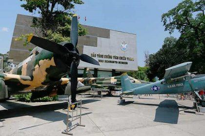 war remnants museum - classic tour vietnam