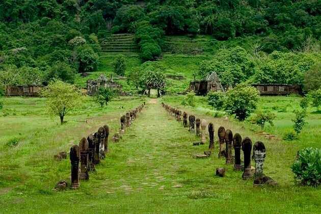 wat phou temple - things to do in southern laos