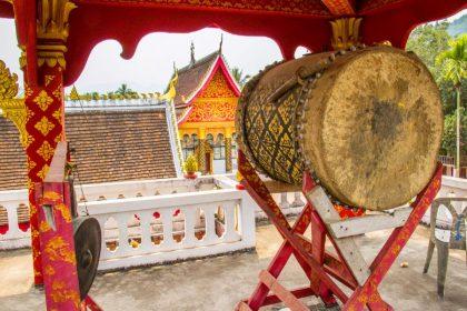 wat sene in luang prabang laos