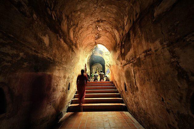 wat umong - cambodia laos myanmar thailand vietnam tour