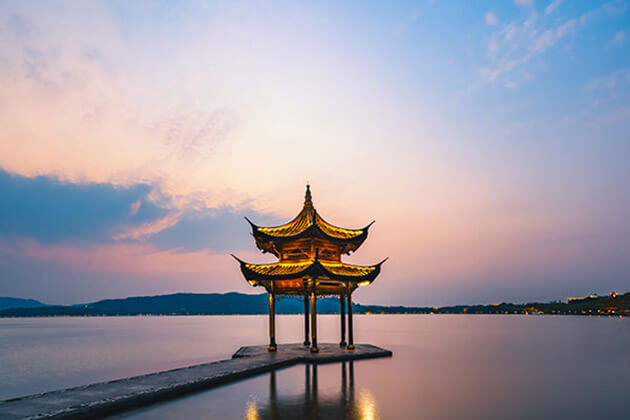 west lake - best china vacation
